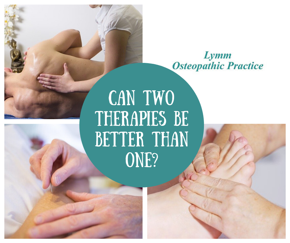 Can two therapies be better than one_